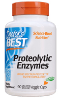 Best Proteolytic Enzymes 90VC